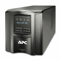 APC SMT750IC Unterbrechungsfreie Stromversorgung (UPS) Line-Interaktiv 750 VA 500 W 6 AC-Ausgänge