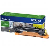 Brother TN-243Y Tonerkartusche Original Gelb 1 Stück(e)