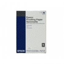 Epson Proofing Paper White Semimatte, 17 Zoll x 30,5 m, 250 g/m²
