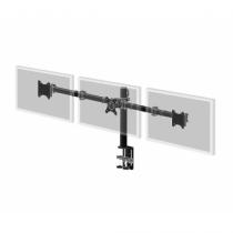 iiyama Desk Mount 68,6 cm (27 Zoll) Klemme Schwarz