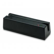 Manhattan 460255 Magnetkartenleser USB Schwarz