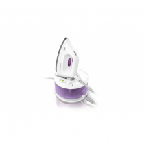 Braun IS 2044 2200 W 1,3 l Eloxalsohle Violett, Weiß