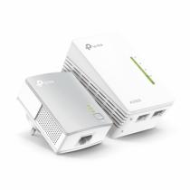TP-LINK AV600 600 Mbit/s Eingebauter Ethernet-Anschluss WLAN Weiß 1 Stück(e)