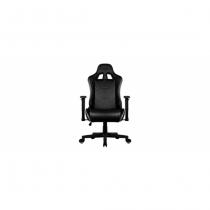 Aerocool AC220 AIR RGB PC-Gamingstuhl Gepolsterter, ausgestopfter Sitz Schwarz