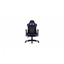 Aerocool AC220 AIR PC-Gamingstuhl Gepolsterter, ausgestopfter Sitz Schwarz, Blau