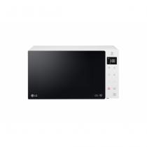 LG MS 23 NECBW Über den Bereich Solo-Mikrowelle 23 l 1000 W Schwarz, Weiß