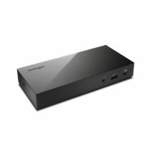 Kensington K38249EU Schnittstellen-Hub USB 3.2 Gen 1 (3.1 Gen 1) Type-C 10000 Mbit/s Schwarz