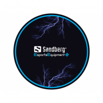 Sandberg Gaming Chair Floor Mat Bodenschutzmatte