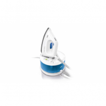 Braun CareStyle 2 Compact IS 2043 2200 W 1,3 l Eloxalsohle Blau, Weiß