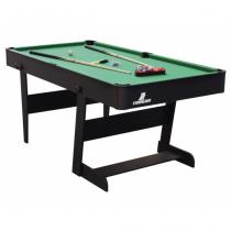 Cougar Hustle L folding Pool Table