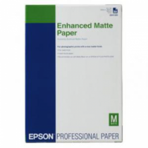 Epson Enhanced Matte Paper, DIN A3+, 192 g/m², 100 Blatt