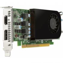 HP AMD Radeon RX550X 4GB LP DisplayPort Card B-Ware