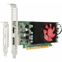 HP AMD Radeon RX550X 4GB LP DisplayPort Card