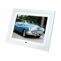 Braun DigiFrame 15 Vintage Digitaler Bilderrahmen 38,1 cm (15 Zoll) Weiß