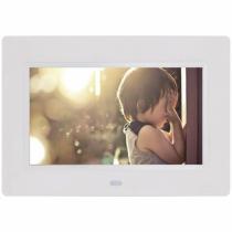 Braun DigiFrame 82 Digitaler Bilderrahmen 20,3 cm (8 Zoll) Weiß