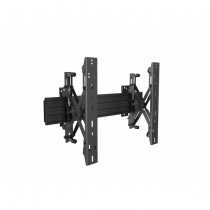 Equip 650355 signage display mount 165,1 cm (65 Zoll) Schwarz
