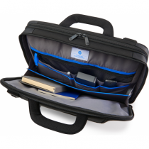 HP Recycled Notebooktasche 39,6 cm (15.6 Zoll) Toploader-Tasche Schwarz