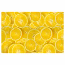 HERMA 15571 Platzdeckchen Rechteck Gelb 4 Stück(e)