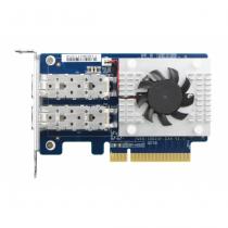 QNAP QXG-10G2SF-CX4 Netzwerkkarte Eingebaut Ethernet 1000 Mbit/s