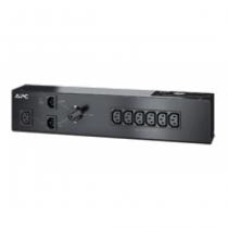 APC Service Bypass PDU Stromverteilereinheit (PDU) Schwarz 2 AC-Ausgänge