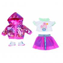 BABY born City Deluxe Style Puppen-Kleiderset