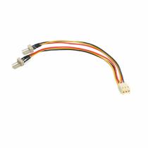 StarTech.com 15cm Molex 3pin Y-Kabel für Lüfter