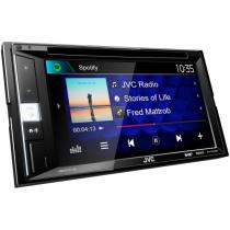 JVC KW-V255DBT Schwarz Bluetooth