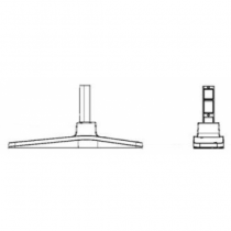 Samsung STN-L32D TABLE STAND 32-40IN 81,3 cm (32 Zoll) Schwarz