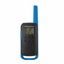 Motorola TALKABOUT T62 Funksprechgerät 16 Kanäle 12500 MHz Schwarz, Blau