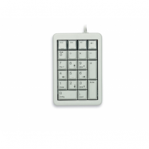 CHERRY G84-4700 Numerische Tastatur USB Notebook / PC Grau