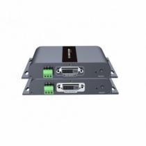 Techly IDATA-EXTIP-383D Audio-/Video-Leistungsverstärker AV-Sender & -Empfänger Schwarz