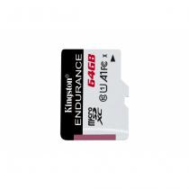 Kingston Technology High Endurance Speicherkarte 64 GB MicroSD Klasse 10 UHS-I