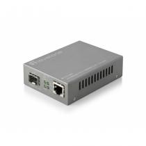 LevelOne FVS-3800 Netzwerk Medienkonverter 100 Mbit/s Grau