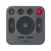 Logitech 993-001940 Videokonferenz-Zubehör Fernbedienung Grau