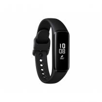 Samsung SM-R375NZKADBT Aktivitäts-Tracker PMOLED 1,88 cm (0.74 Zoll) Activity Tracker Armband Schwarz
