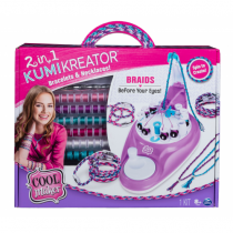 Cool Maker 2 - in - 1 Kumi Kreator Studio