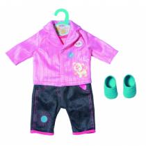 BABY born 827369 Puppenzubehör Puppen-Kleiderset