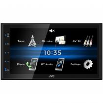 JVC KW-M25BT Schwarz 200 W Bluetooth
