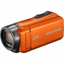 JVC GZ-R445DEU 2,5 MP CMOS Handkamerarekorder Orange Full HD