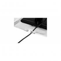 BakkerElkhuizen Q-riser 110 61 cm (24 Zoll) Transparent