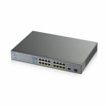 Zyxel GS1300-18HP-EU0101F Netzwerk-Switch Unmanaged Gigabit Ethernet (10/100/1000) Grau Power over Ethernet (PoE)