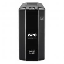 APC BR650MI Unterbrechungsfreie Stromversorgung (UPS) Line-Interaktiv 650 VA 390 W 6 AC-Ausgänge