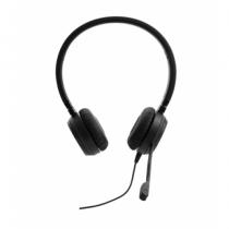 Lenovo Pro Wired Stereo VOIP Kopfhörer Kopfband Schwarz