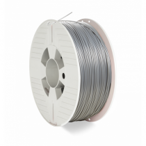 Verbatim 55032 3D-Druckmaterial ABS Silber 1 kg