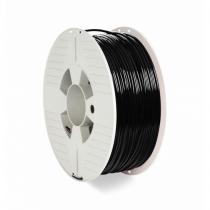 Verbatim 55033 3D-Druckmaterial ABS Schwarz 1 kg