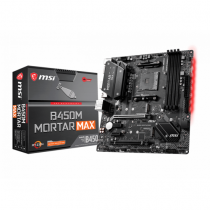 MSI B450M Mortar Max Socket AM4 micro ATX AMD B450