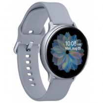 Samsung Galaxy Watch Active2 SAMOLED 3,43 cm (1.35 Zoll) Silber GPS