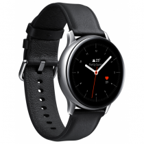 Samsung Galaxy Watch Active 2 Smartwatch SAMOLED 3,02 cm (1.19 Zoll) Silber GPS