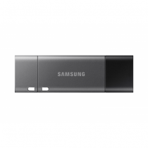 Samsung MUF-32DB USB-Stick 32 GB USB Typ-C 3.2 Gen 1 (3.1 Gen 1) Schwarz, Grau
