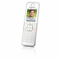 AVM FRITZ!Fon C6 DECT-Telefon Weiß Anrufer-Identifikation